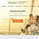 Etua.fi-Kulutusluotto