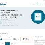 Halino.fi - VertaaLainaa.fi
