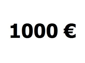Vertaa 1000 euron lainoja.