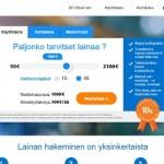 Laina.fi - Lainaa 50 - 2100 € | VertaaLainaa.fi