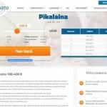 Lainasto.fi - Lainaa 400 € | VertaaLainaa.fi