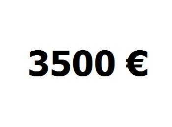 lainaa 3500 euroa