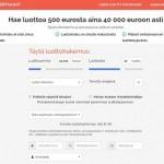 Luottovertaaja.fi | Lainaa netistä.