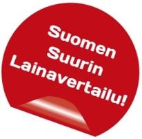 Suomen suurin lainavertailu!
