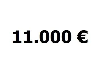 lainaa 11.000 euroa