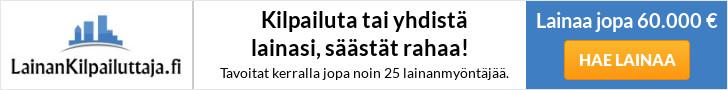 LainanKilpailuttaja.fi auttaa lainojen yhdistämisessä