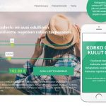 Rahapalvelu.fi - Lainaa heti 100 - 4000 euroa.