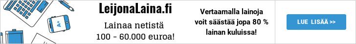 LeijonaLaina.fi - Lainaa heti 100 - 60.000 €!