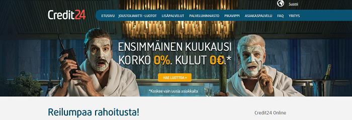 Lue lisää Credit24.fi luotosta!