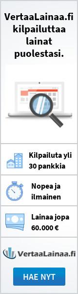 Hae lainaa VertaaLainaa.fi palvelusta