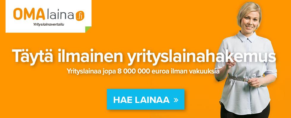 Omalaina - Yrityslaina