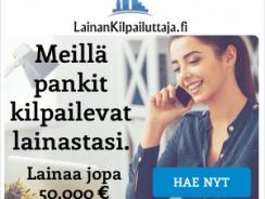 LainanKilpailuttaja.fi – Hae yhdistelylainaa.