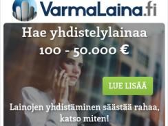 VarmaLaina.fi – Lainojen yhdistäminen