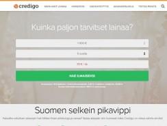 Credigo kulutusluotto