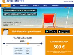 Eurolimiitti – Joustoluotto