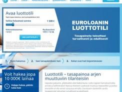 Euroloan – Luottotili