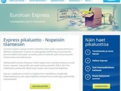 Euroloan – Pikalaina