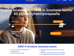 Ferratum – Joustoluotto
