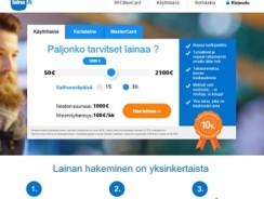 Laina.fi – Kulutusluotto
