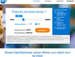 Laina.fi – Tililuotto