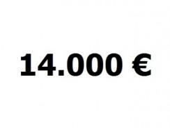 Lainavertailu 14.000 euroa
