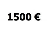 Lainaa 1500 euroa