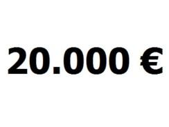 Lainavertailu 20.000 euroa