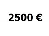 Lainaa 2500 euroa