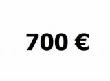 Lainaa 700 euroa
