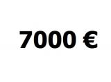 Lainaa 7000 euroa