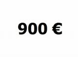 Lainaa 900 euroa