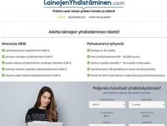 LainojenYhdistäminen.com