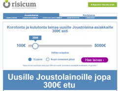 Risicum Joustolaina